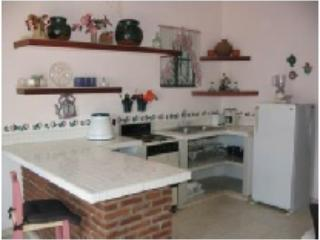 La-Perlita Apt  Kitchen - La-Perlita apartment C lovely ,economical 1bedroom - Bucerias - rentals