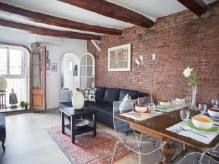 Charming & very cosy Atico excellent location - Barcelona vacation rentals