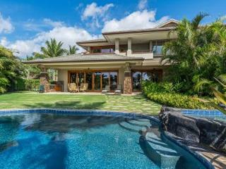 Kauna'oa 8A in intimate gated community with pool, access to golf & beach - Mauna Lani vacation rentals