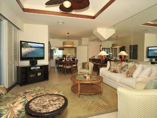 OCEANVIEW- LUXURIOUS UPGRADED CONDO 7th Night Comp-Rate deducted upon booking - Waikoloa vacation rentals