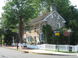 Oldest Stone Home in New Hope, built 1743 - Bucks County vacation rentals