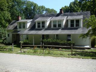 The Roost--Monterey Ma. 1737 house on 16 acres - Monterey vacation rentals