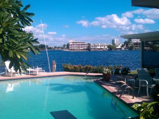 Intracoastal Waterfront Home in Lauderdale by the Sea Florida - Lauderdale by the Sea vacation rentals
