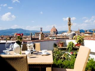 Amazing panoramic terrace with Florence view - Florence vacation rentals