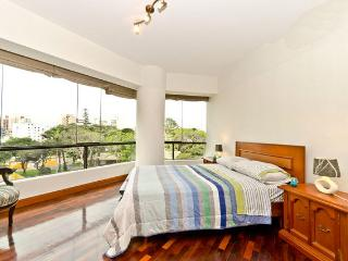 Apartment One block to gourmet supermarket Vivanda , Restaurants, Banks, Shopping and Parque Kennedy - Lima vacation rentals