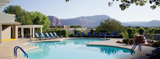 Heated Pools Open Year Round - Spacious Upscale 2 BR Condos (Sleeps 8) - Ridge on Sedona Golf Resort. Perfect Sedona Location! Great Rates. - Sedona - rentals