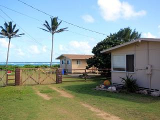 KeAloha Cottage = Sep-Oct Special 175/nt - Laie vacation rentals