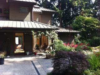 Waterfront Home Near Bainbridge Island - Puget Sound vacation rentals