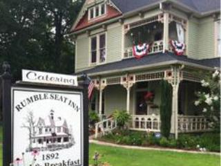 Rumble Seat Inn and Catering Bed & Breakfast - Barnesville vacation rentals