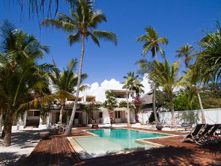 UZURIVILLA - A DREAM ON THE BEACH - - Tanzania vacation rentals