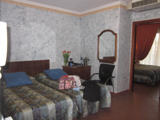 two bed-rooms  appartment next to FCO Fiumicino  airport3 Km, Rome  centre  20 Km full equipment kitchen corner  parking  wi-fi - Fiumicino vacation rentals