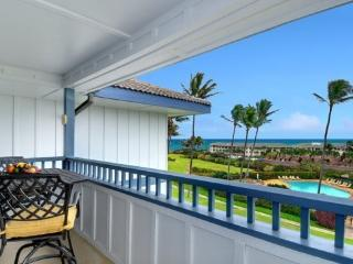 Free Car* with Poipu Sands 222 --OCEAN VIEW, newly remodeled, 2bd/2bath - Poipu vacation rentals
