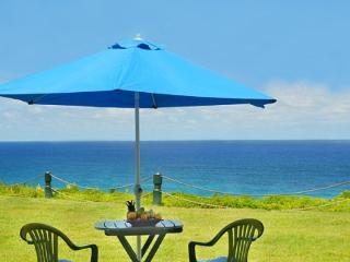 Free Car* with Puu Poa 105 - Luxury 2 bedroom/2 bath condo with dramatic ocean views and designer interior! - Kauai vacation rentals