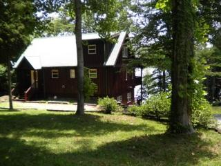 Ma Cook Lodge (Lakefront with WI-FI, Covered Dock, Hot Tub, Pool Table, city water) - Sharps Chapel vacation rentals