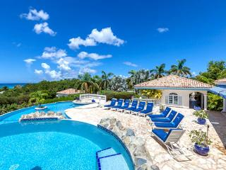 St. Martin Villa 121 Just Steps Away From The Beautiful Unspoiled Beach Of Plum Bay. - Terres Basses vacation rentals
