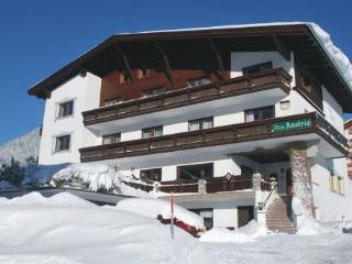 Vacation Apartment in Berwang - 969 sqft, quiet, cozy, nice view (# 4345) - Berwang vacation rentals