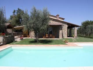 CASALE VIOLA beautiful villa in hill position - Monte San Savino vacation rentals