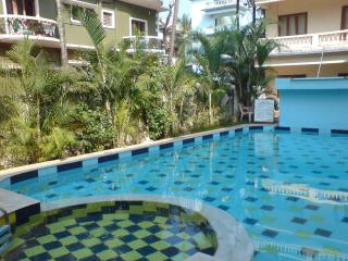 20) GROUND FLOOR APARTMENT CENTRAL CALANGUTE - Arpora vacation rentals