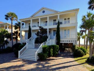 Fabulous, Oceanfront 8 Bedroom, 9 Bath w/Pool!! - Isle of Palms vacation rentals