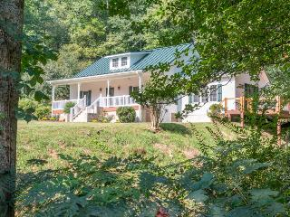 Jarrett Creek Cottage - Old Fort Vacation Rentals - Montreat vacation rentals