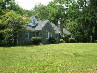 CHERRYFIELD MANOR-The Perfect Tranquil Getaway in the Mountains of Western NC - Brevard vacation rentals