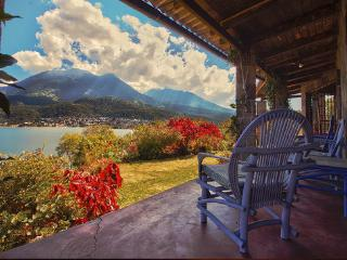 House on a volcano - amazing views! - Lake Atitlan vacation rentals