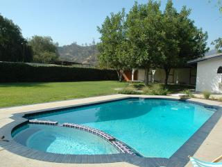 Cabin in Griffith Park with pool - Glendale vacation rentals