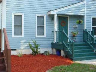 Charming Townhouse in Historic Downtown Beaufort: - Beaufort vacation rentals