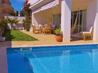 Beach Apartment with private pool, BBQ, sea views - Lagos vacation rentals