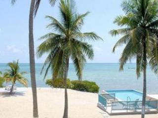 The Million Dollar view from the Master Villa - 2 Acre Ocean Front Estate - Islamorada - rentals