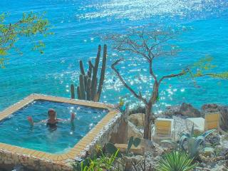 NEW cottage ON THE SEA - spectacular and natural - Curacao vacation rentals