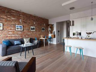 Luxury, design apartment - art & view 2 - Warsaw vacation rentals