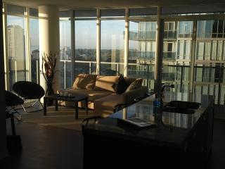 2 Bed, 2 Bath, Brand New Bright and Spacious - Toronto vacation rentals
