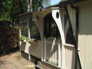 Sunny holiday cottage with cabin at Hoenderloo, in the middle of the Netherlands - Hoenderloo vacation rentals