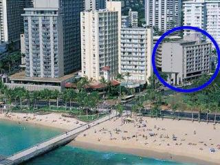 Just step from the Beach! - Waikiki vacation rentals