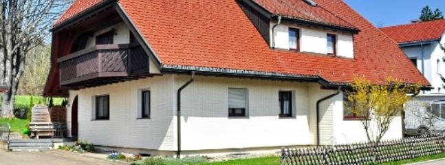 Vacation Apartment in Höchenschwand - 861 sqft, comfortable, central, generous (# 4381) #4381 - Vacation Apartment in Höchenschwand - 861 sqft, comfortable, central, generous (# 4381) - Hoechenschwand - rentals