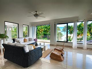 New Luxurious Apartment With A Gorgeous Ocean View And Beachfront: A Real Dream - Las Terrenas vacation rentals