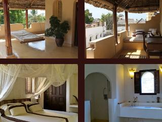 the superior room with a view of the dunes - Crispus Mwaro