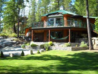 West Coast 2BR/BA Gem Overlooking Mountain Lake - Garden Bay vacation rentals