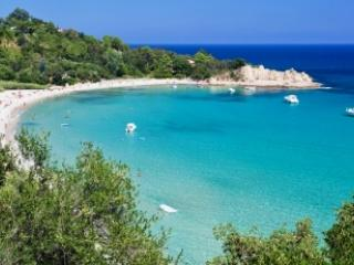 Enjoy the Ocean Views and crystal clear water! - Corsica vacation rentals