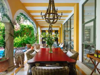 Luxe Style & Dazzling Garden Escape - Merida vacation rentals