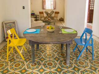 Eclectic and fun in Santiago, Merida - Merida vacation rentals