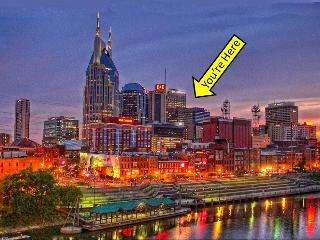 BOOK ONLINE! Unbeatable Downtown Nashville Location! 100 Walk Score!STAY ALFRED CM2 - Nashville vacation rentals