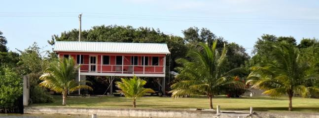 Front - Spacious Rustic Cabin on Corozal bay - Corozal Town - rentals