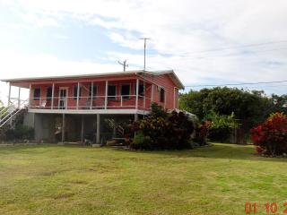 Spacious Rustic Cabin on Corozal bay - Corozal Town vacation rentals