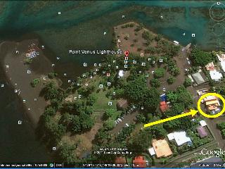 Flat to rent with 2 bedrooms - Tahiti vacation rentals
