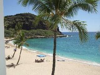 Beachfront Condo Right on the Sand!  Reasonable! - Waianae vacation rentals
