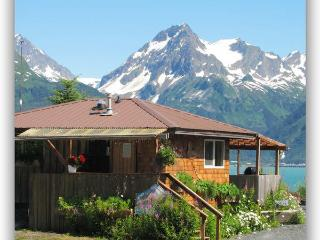 Angels Rest Waterfront Wing Cabin Seward Alaska - Alaska vacation rentals