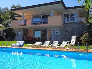 Exquisite villa with pool and fabulous views! - Lake Maggiore vacation rentals