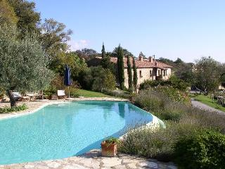 VILLA DEI BAGNI very elegant and comfortable,pool - San Casciano dei Bagni vacation rentals